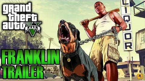 GTA 5 - Franklin Trailer (Español)