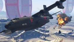 GTA Online Vete a la Bombushka I