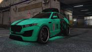 Novak personalizada GTA Online