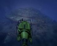 UFO Submarino