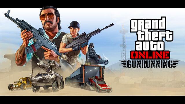 Archivo:GTAOnline-Gunrunning-Artwork.jpg
