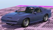 Ruiner 2000 Púrpura Tiempo Extra