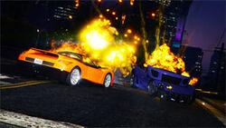 GTA Online - Vendetta al volante urbana II