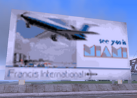 Referencia a Miami GTA III Easter Egg