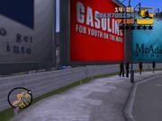 GTA III masacre 20 ubicación 2