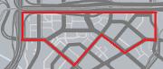 Strawberry en el mapa