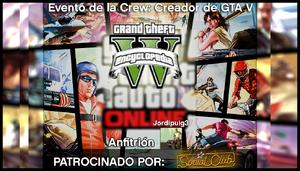 Creador de GTAV event