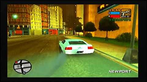 GTA LCS PS2 MISIÓN 52 NIGHT OF THE LIVID DREADS