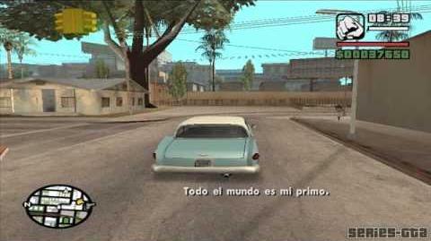 GTA San Andreas Mision 11 Running dog