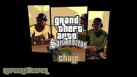 GTA San Andreas HD - Misiones Secundarias Chulo Gameplay