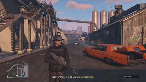 GTA V mission deal breaker (GERALD)
