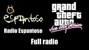 GTA Vice City Stories - Radio Espantoso Full radio