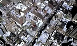 Grand Theft Auto 2 The Movie - Otra vista aérea urbana