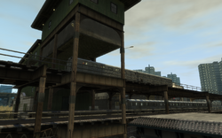 Hove Beach Station GTA IV