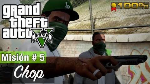 """Grand Theft Auto V - """"Chop"""""""