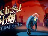 The Loneliest Robot in Great Britain