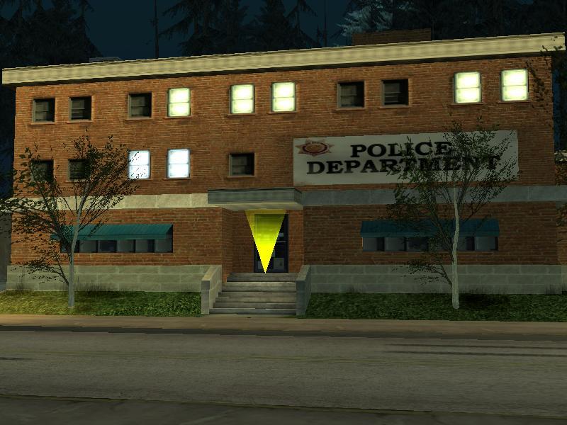 Departamento de polic a de red county grand theft for Oficina de policia