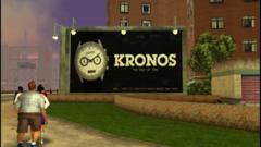 Publicidad kronos GTALCS