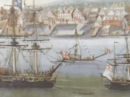 A History of Liberty-Llegada de los ingleses