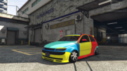 Asbo modificado 2 GTA Online