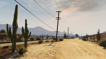 Grand Senora Desert Camino