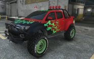 Everon modificada GTA Online
