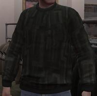 Jersey lana negra GTA IV