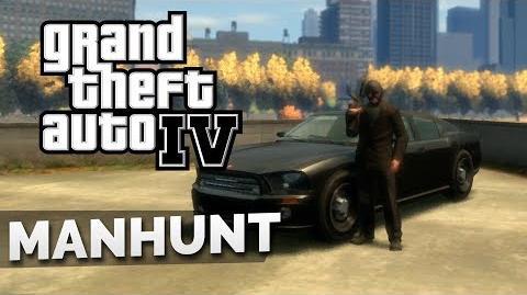 GTA 4 - Los más buscados (Logro Trofeo Manhunt)