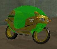 Aerosphere GTA SA Misterix
