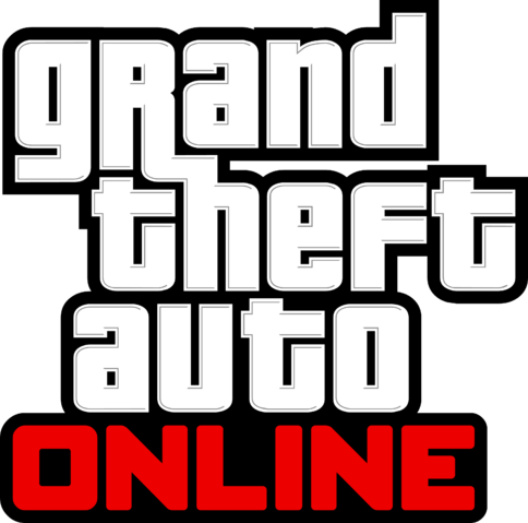 Archivo:Grand Theft Auto Online logotipo.png