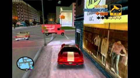 GTA III Beta mod