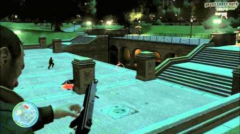 GTA IV Mission Meltdown