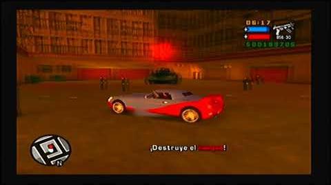 GTA LCS PS2 MISIÓN 58 SHOGUN SHOWDOWN
