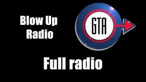 GTA London (1961 & 1969) - Blow Up Radio Full radio