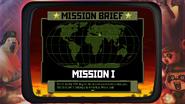 Invade and Persuade II GTA O Misión I Mapa