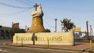 Cluckin'n Bell Farm