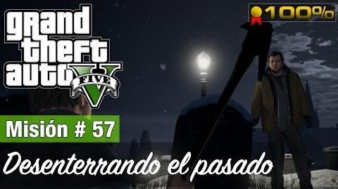 """Grand Theft Auto V - """"Desenterrando el pasado"""""""