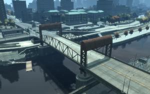 Puente Chupetón GTA IV 01