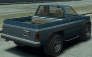 Rancher detrás GTA IV