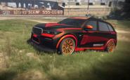 Rebla GTS modificada 2 GTA Online