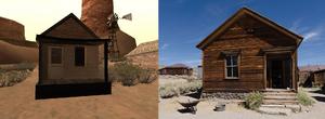 Comparación casa Miller