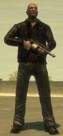 Escopeta de combate TLAD