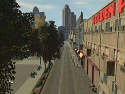 Hematite Street GTA IV