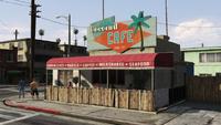 Coconut Cafe Vespucci