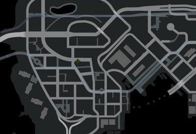 Dangerous Liasions mapa