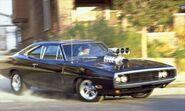 Dodge Charger Toretto Rápido y Furioso