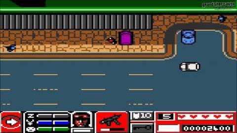 Grand Theft Auto 2 (GBC) - A por Zitzaki