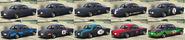 Clique pinturas atrás GTA Online