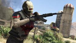 GTA Online - Duro de cazar II
