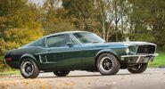 Ford Mustang 1968 Bullitt